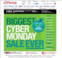 Jc Penney Cyber Monday Sale Offers Big Discounts And Free
