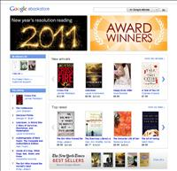 Google Books now selling Digital eBooks and supports many Devices