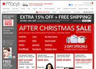 Macy's 2- Day after Christmas Sale and Clearance Deals