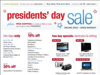 Kmart Presidents Day Sale 2011