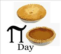 Pi Day – Celebrates the number not the food