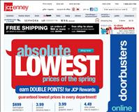 JCPenney 2-Day sale this Friday and Saturday with special Doorbusters