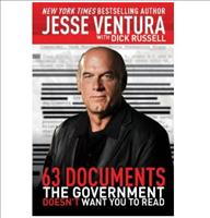 Jesse Ventura is out promoting new book about shocking US Government Documents