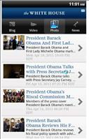White House Android App released